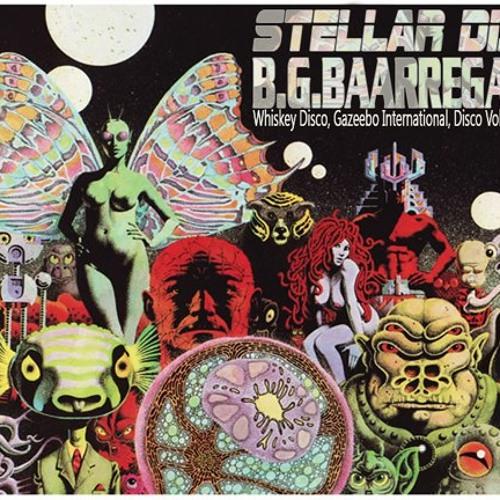 B.G. Baarregaard - Stellar Disco @ Fisk & Vilt (Oslo) PART I