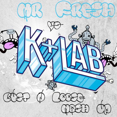 K+Lab vs MR Fresh - The Dopest Mothership (Bust N' Loose Mash Up)