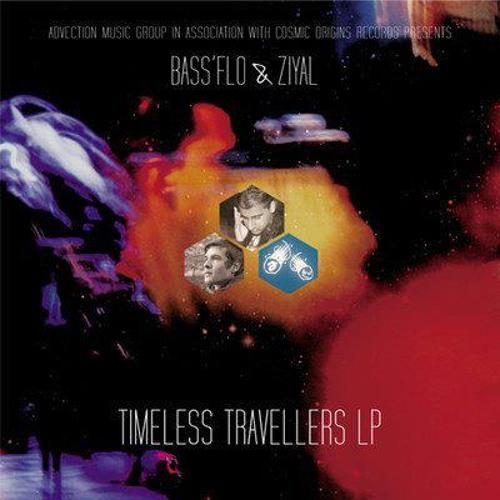Bass'Flo & Ziyal - Dark City Lights (Timeless Travellers LP CD 2)