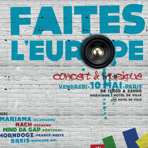 "Mix ""Faites L'Europe""  by Dj Slimcutz"