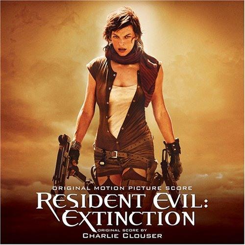 Charlie Clouser - Resident Evil  Extinction Soundtrack