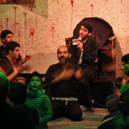 کربلایی حمیدرضا جوادزاده - شب چهارم فاطمیه دوم 1434 - قسمت سوم