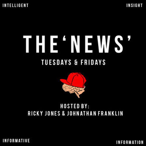 The NEWS x Presented by Brainfitted Ep1 ft. Melvin TheBarber