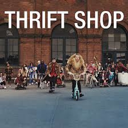 Macklemore Ryan Lewis Ft. Wanz -Thrift Shop(Dj Oso Hype Cumbia Transition)