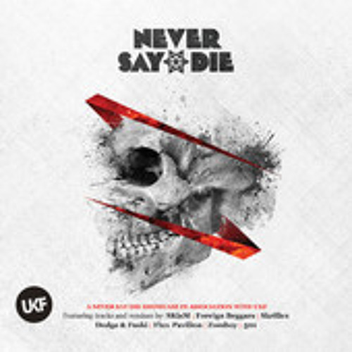 Never Say Die_UKF_Vol.1_Mixed By SKisM