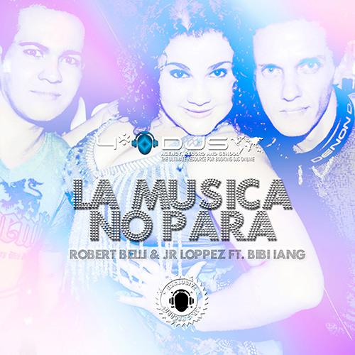 Robert Belli & Jr Loppez - Perdida - Radio Mix