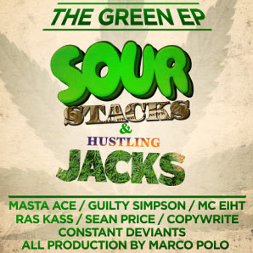 "The Green EP 12"" [FREE JOHN V.]"