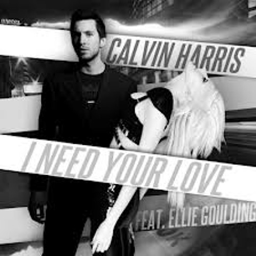 Calvin Harris - I Need Your Love - Feat. Ellie Goulding (Timothy Getz Breaks Edit)