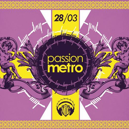 Nhitto @ MetroDanceClub - Passion Metro / 28 Marzo 2013