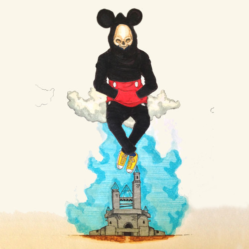 """Wanna Be[at] Like YOU - From NEW """"Disney Worlds"""" beat tape. DL in description"""
