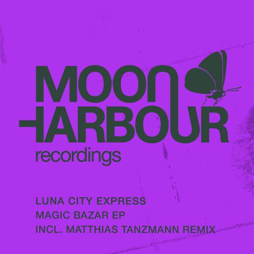 Luna City Express - Magic Bazar (MHD010)
