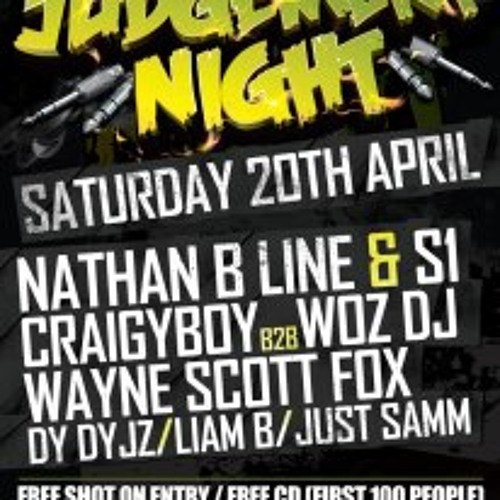 Judgement Night Promo