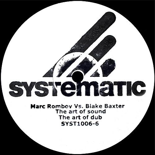 "Marc Romboy & Blake Baxter ""The art of sound"" (Version 2)"