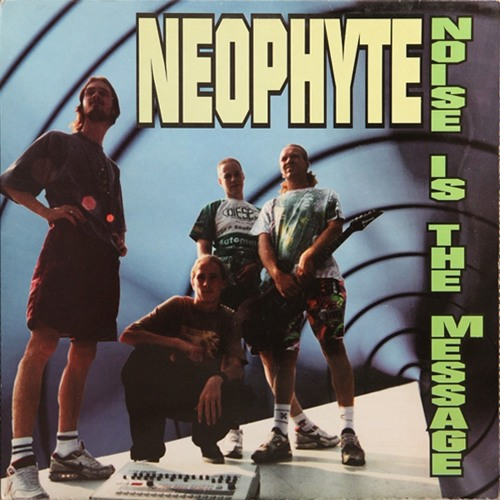 Neophyte - Live at the Nightmare party (ROT038) (1994)