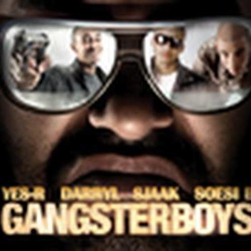 Sjaak,Yes-R,Darryl,& Soesi B - Gangsterboys