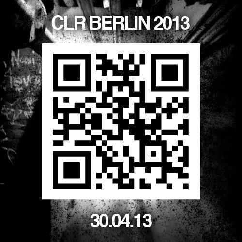 CLR BERLIN 2013 - PROMO MIX BY DJ EMERSON