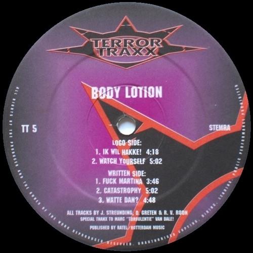 Bodylotion - Watch yourself (TT5) (1993)