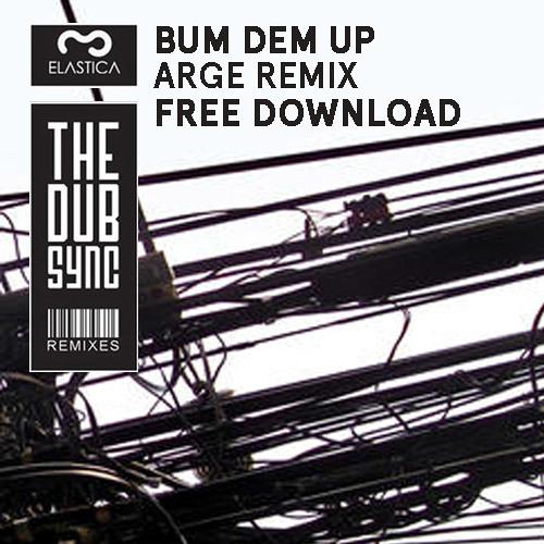 The Dub Sync feat. Hi life connection - Bun dem up (Arge Remix)