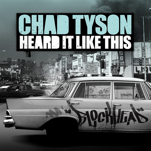 Chad Tyson - Heard it Like This [CUT] // OUT NOW ON BEATPORT ★ TOP 10 INDIE / NUDISCO CHARTS ★