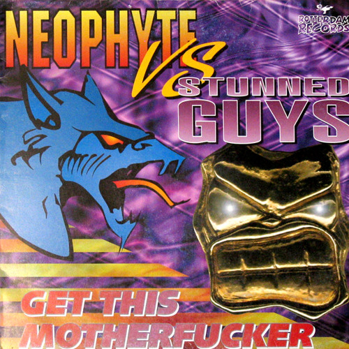 Neophyte vs The Stunned Guys - Beat is coming (ROT058) (1996)
