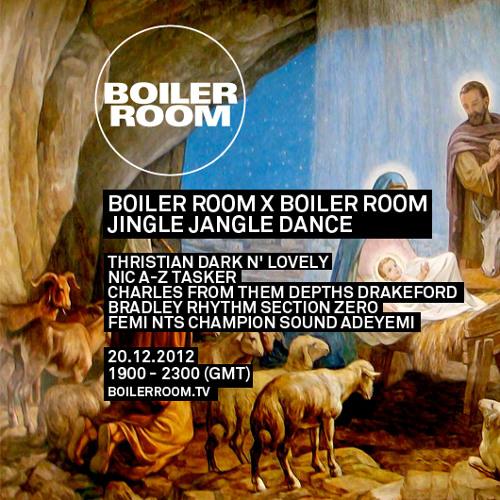 Nic Tasker 50 min Boiler Room Christmas mix