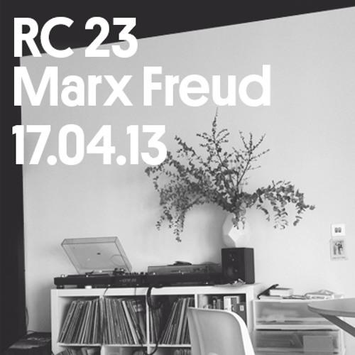 RC 23 — Marx Freud — 17.04.13