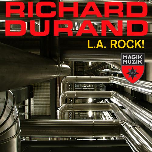 TEASER Richard Durand - L.A. ROCK! (Radio Edit)