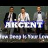 How deep is your love-akcent (Club mix)Deej Rifat Rif
