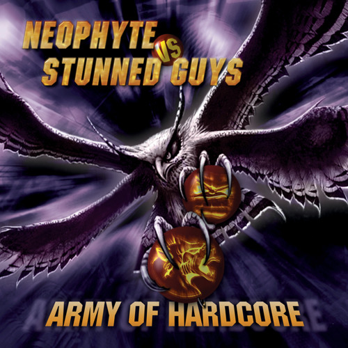 Neophyte vs Stunned Guys - Army of hardcore (ROT069) (1998)