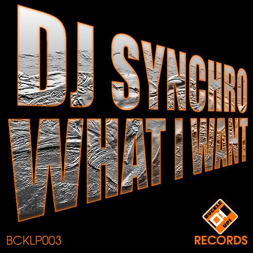 DJ Synchro - What I want (Original Club Mix)