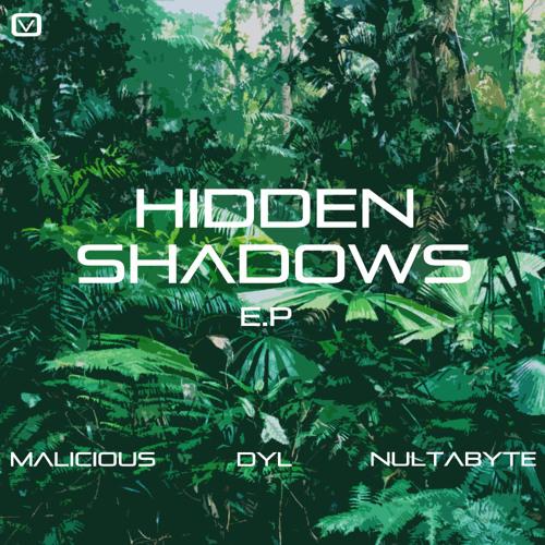 Nultabyte - Black Bass - Hidden Shadows E.P -  Out 27th May 2013