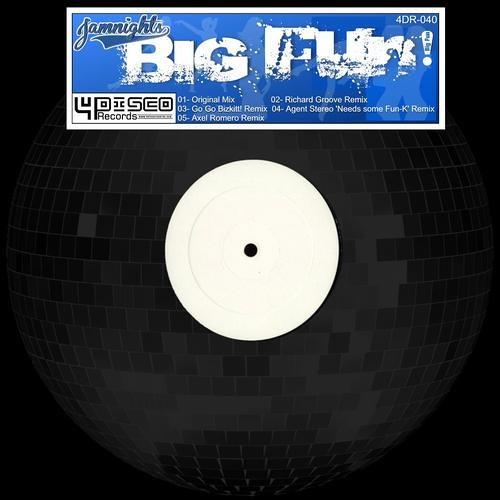 Jamnights - Big Fun! ( Richard Groove Remix ) ( Preview )
