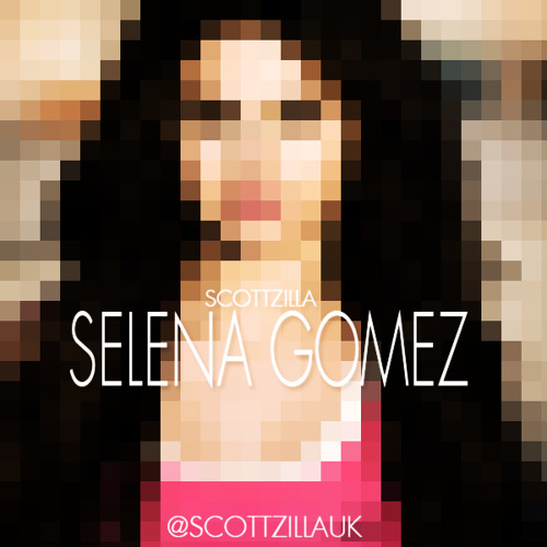 SELENA GOMEZ by Scottzilla