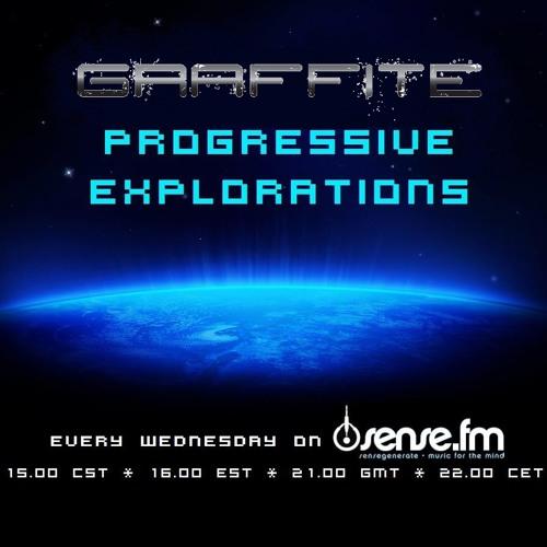 Graffite - Progressive Explorations 020 (20-02-2013) on Sense FM