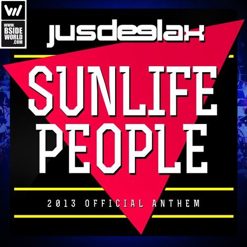 Jus Deelax - Sunlife People (Original mix)