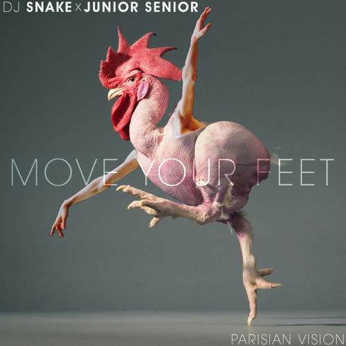 Dj Snake vs Junior Senior - Move Your Feet (Parisian Vision)