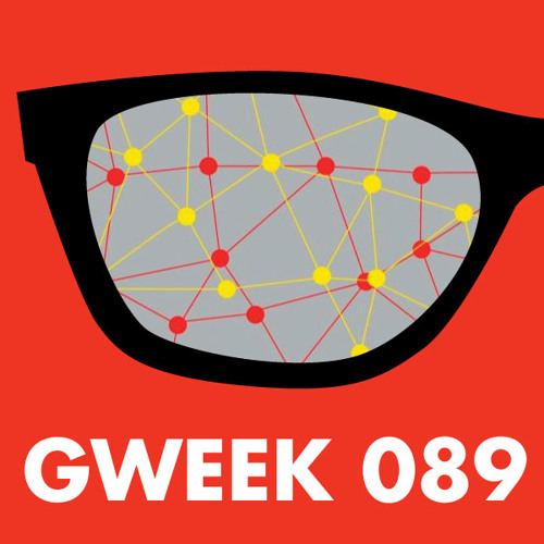 Gweek 089: Marina Gorbis, executive director of Institute for the Future