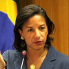 Ambassador Susan Rice Press Conference at Brazilian Foreign Ministry