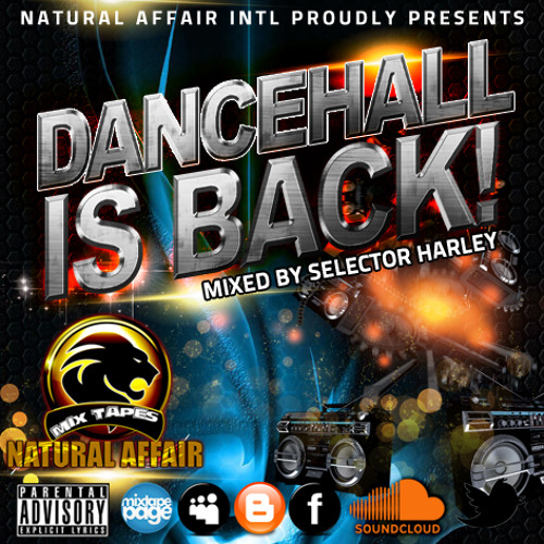 DANCEHALL IS BACK MIX - APRIL 2013 [[FREE DOWNLOAD]]