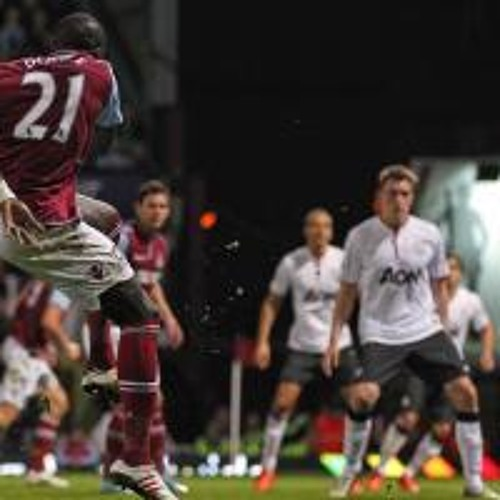 Mohamed Diame on his stunning goal and West Ham's draw with Man United