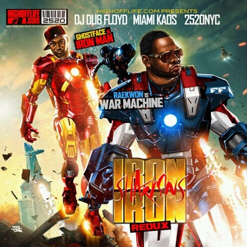 Dj Dub Floyd x Marcotiks - Apollo Kids (Remix) w/ Ghostface Killah & Raekwon
