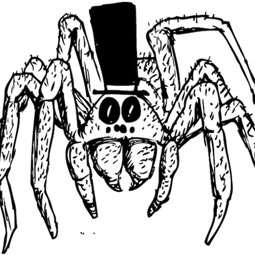 SGT Swing Thing-spider's with hats, classy