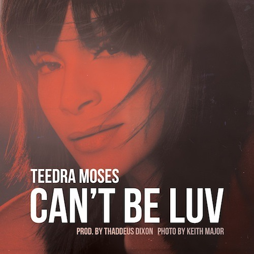 Teedra Moses - Cant Be Luv