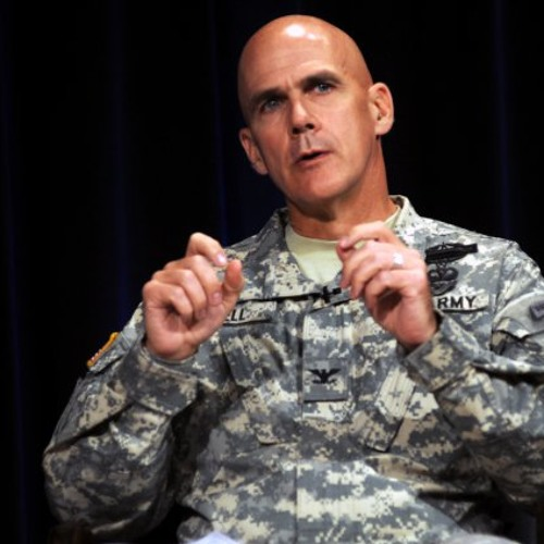 Today on BURN: Energy-minded Army colonel dreams of failure & innovation