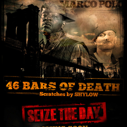 "Hannibal Stax & Marco Polo ""46 Bars Of Death"" (scratches by Shylow)"