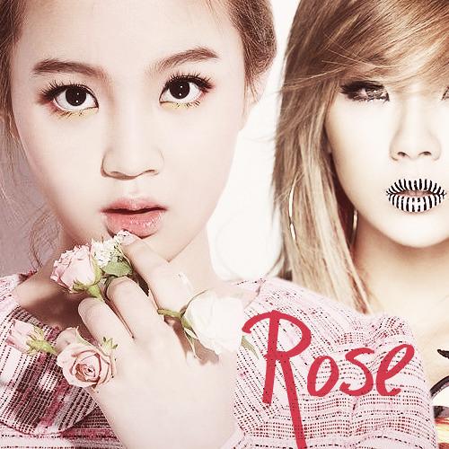 LEE HI (ì-´í--ì-´) - ROSE feat. CL