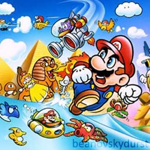 Easton Kindgom Ruins (Super Mario Land)