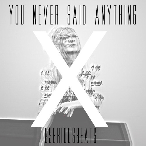 You Never Said Anything (www.ProdBySerious.com)