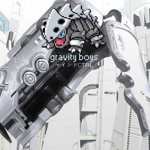 CTRL36: gravity boys - WHITE ARMOR APRIL