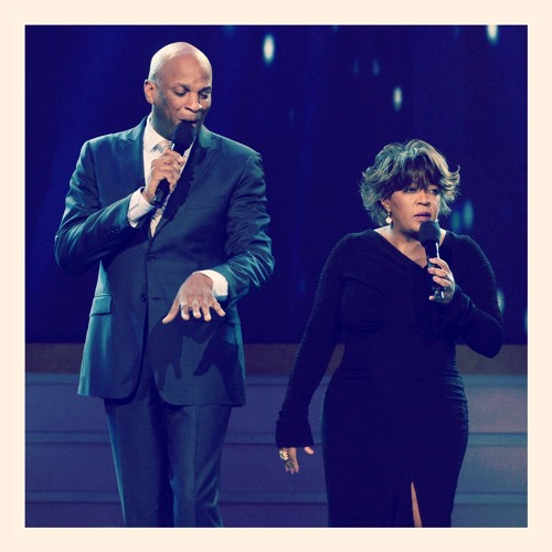 Donnie Mcclurkin S Children: Anita Baker & Donnie McClurkin